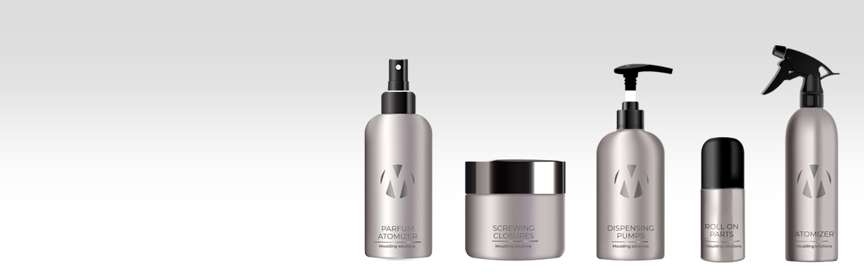 Beauty Care Moulding solutions for beauty care packaging