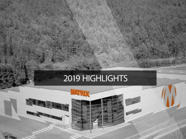 Matrix Injection Molds achievements in 2019